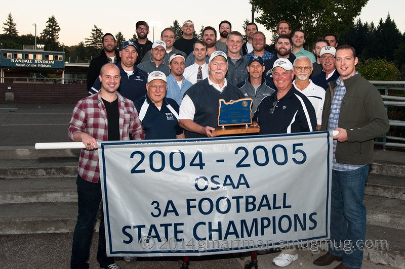 2004 OSAA 3A Football State Champions